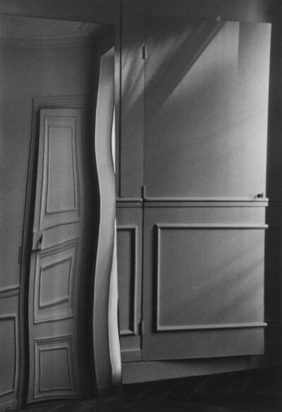André Kertész, 'Paris Door, July 29', 1984