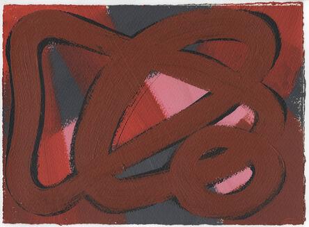 Phyllida Barlow, 'untitled: deco 3', 2016