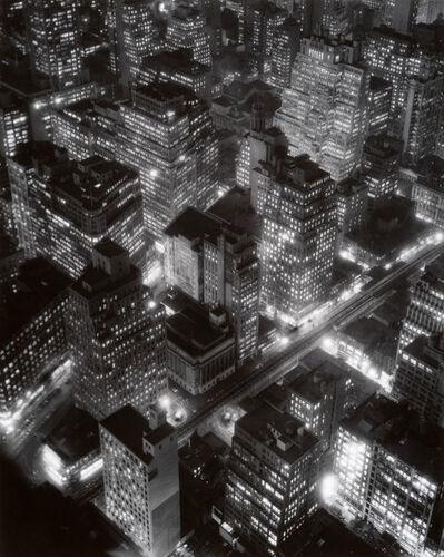 Berenice Abbott, 'Night Lights'