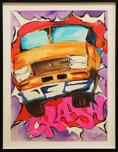 "CRASH (John ""Crash"" Matos), 'Crash', 1988"