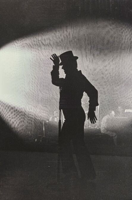 Walter Carone, 'Yves Montand, Paris', 1981