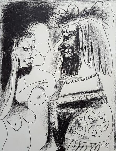 Pablo Picasso, 'Le Vieux Roi (The Old King)', 1959