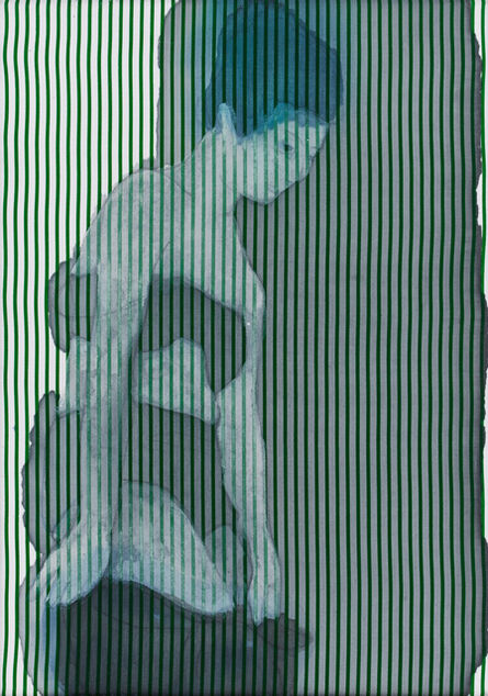 Lisa Brice, 'Untitled (Well Worn 14)', 2015