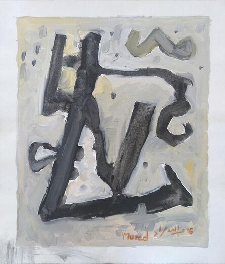 Abdullah Murad, 'Untitled 4', 2016