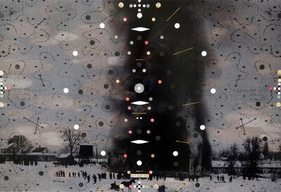 Emerson Cooper, 'Disturbance #4', 2013-2014