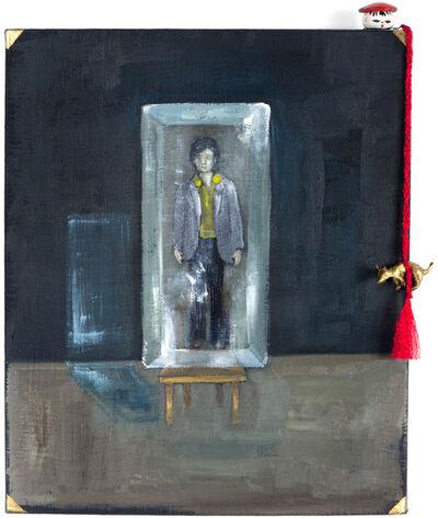 Flavia Metzler, 'A posição /The position', 2013