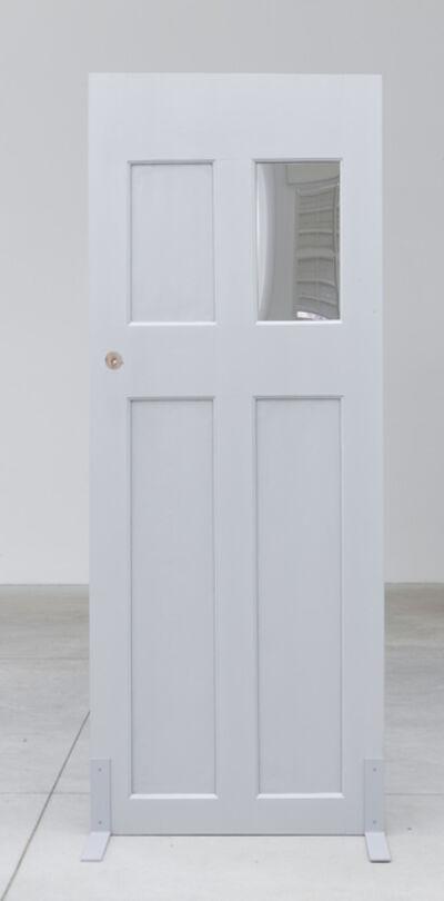 Tom Burr, 'Single Silver Door (three)', 2014
