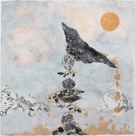 Crystal Liu, 'the mountains, 'this must be the place'', 2016