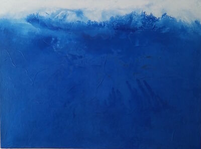 Russell Sharon, 'Blue VIII', 2018
