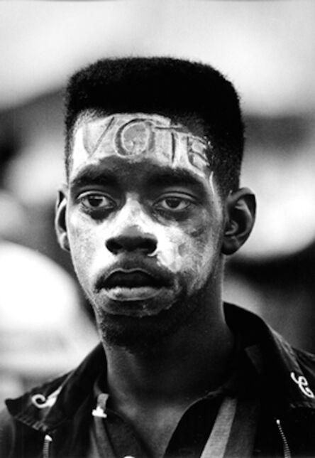 Steve Schapiro, 'VOTE, Selma March', 1965