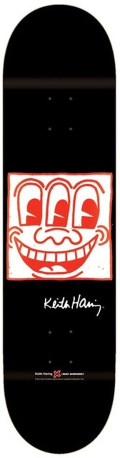 Keith Haring, 'TV Face ', 2013