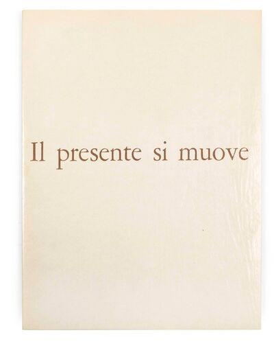 Marcello Marchesi, 'Il Presente si Muove'