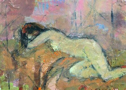 Cynthia Packard, 'Nude in Pink', 2016