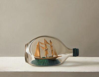 Dan Jackson, 'Ship in a Bottle', 2015