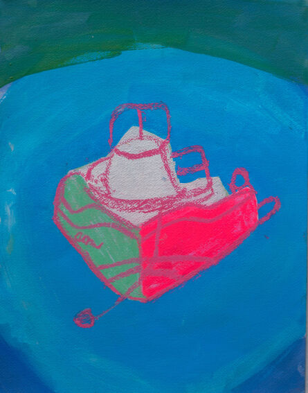 Melora Griffis, 'toy boat', 2017