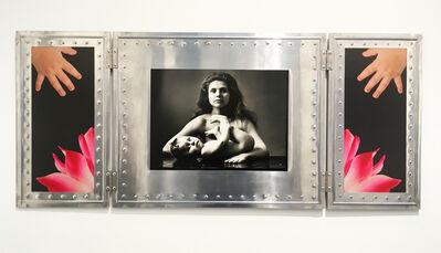 Agnès Varda, 'Jeune femme et son fils (couleur)', 2016