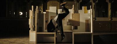 Serge Leblon, 'Le Combat', 2020