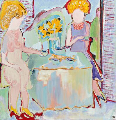 Gloria Vanderbilt, 'Visitor', 2006