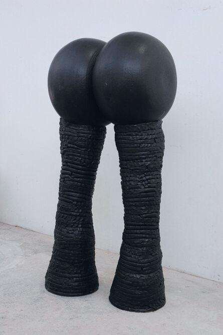 Elsa Sahal, 'Fesses Jambes', 2010