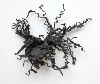 Chakaia Booker, 'Impeding Encounter', 2008