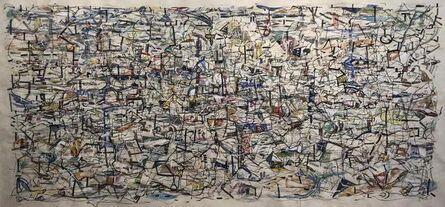 Mario Núñez, 'Ciudad Invisible I', 2018
