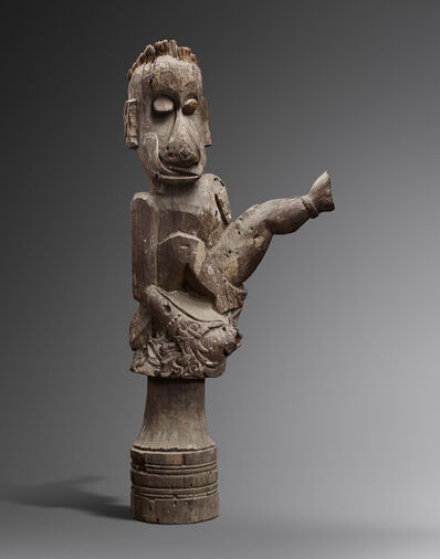 Unknown Dayak, 'Late Classic Style', ca. 1696
