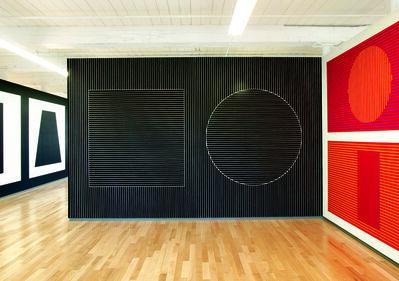 Sol LeWitt, 'Wall Drawing #335', 1980