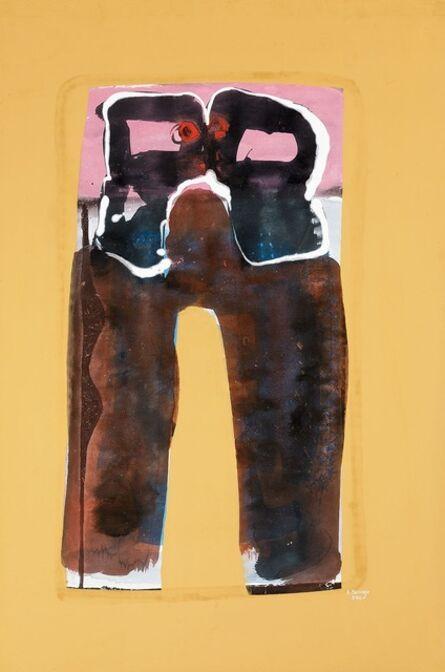 Amadou Sanogo, 'Le baiser', 2013