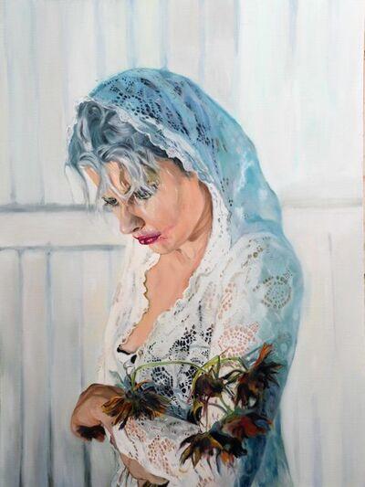 Mertim Gokalp, 'Blue Mourning', 2013-2014