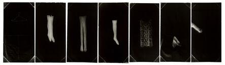 Milagros de la Torre, 'Untitled (Hanger, Stockings...) | Sin título (Colgador, Medias,...)', 1992