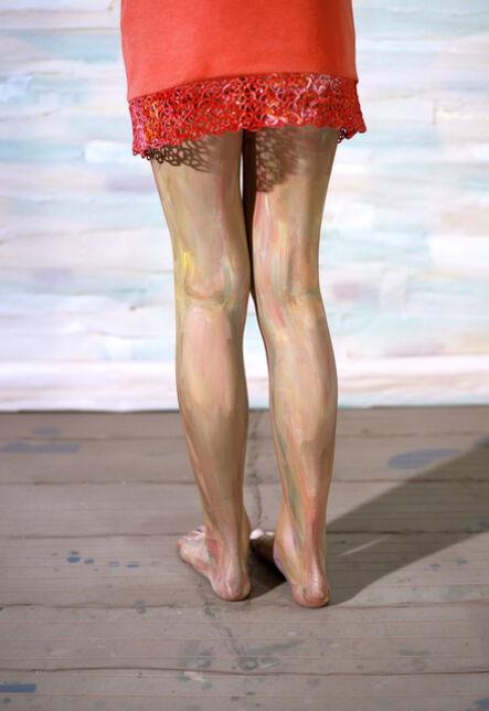 Sabine Dehnel, 'Barfuss I', 2009