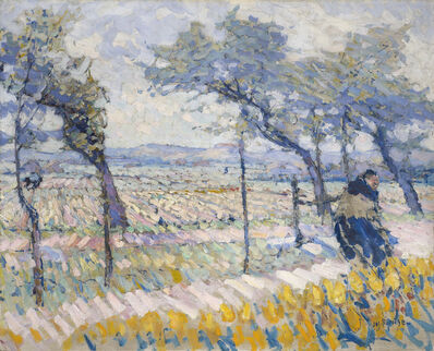 Joseph M. Raphael, 'Spring Winds', 1914