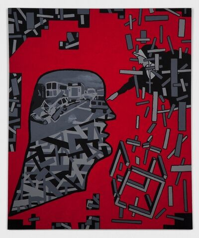 Derek Boshier, 'The Accident', 2009