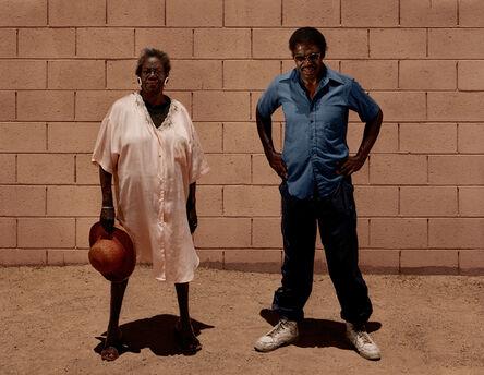 Taryn Simon, 'Larry Youngblood Alibi location, Tucson, Arizona', 2002
