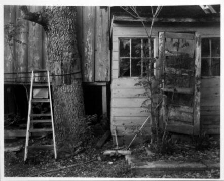 Luiz Carlos Felizardo, 'Dick's Barn Sierra Ancha, Arizona, USA', 1985