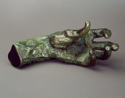 Auguste Rodin, 'Large Left Hand', ca. 1912
