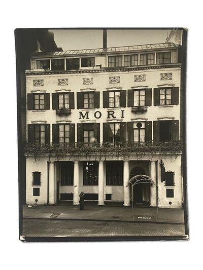 Berenice Abbott, 'The Mori's Restaurant', 1935