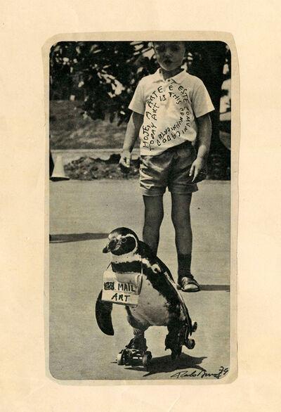 Paulo Bruscky, 'Mail Art', 1974
