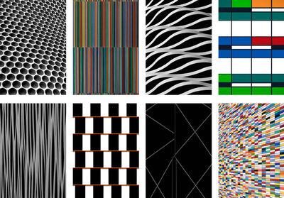 Roland Fischer, 'Façades on Paper IV', 2012
