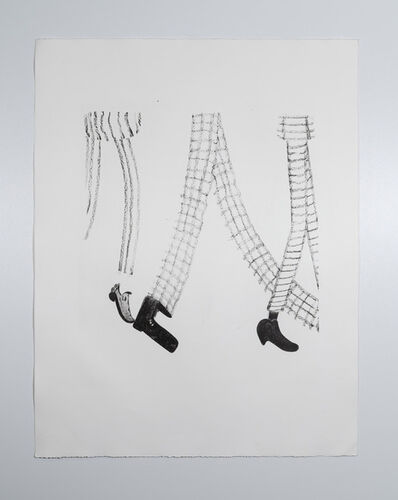 Dorota Jurczak, 'nogi', 2021