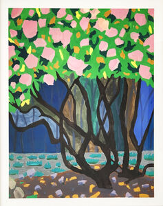 Kevin Wixted, 'Rhododendron', 2020