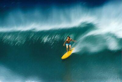 Jeff Divine, 'Tony Brinkworth, Sunset Beach,  Ohahu Hi ', 1974