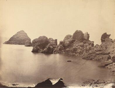Timothy H. O'Sullivan, 'Tufa Domes, Pyramid Lake, Nevada', 1867