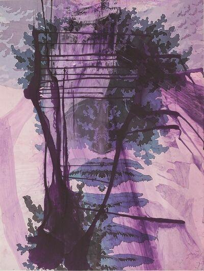 Julian Schnabel, 'Walt Whitman III (Waterfall)', 2016