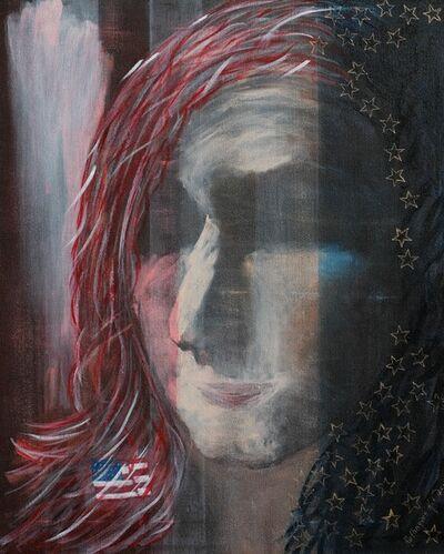 Katharine Owens, 'I March II', 2017
