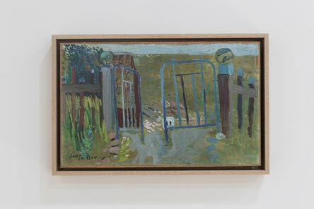 Sven X-et Erixson, 'Grinden Söndrum / The Gate Söndrum', 1958