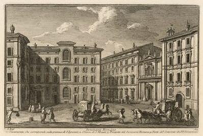 Giuseppe Vasi, 'Seminario Romano', 1747-1801
