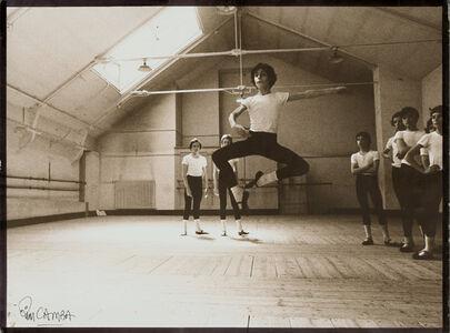 Kim Camba, 'Young Dancers', 1973