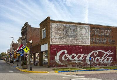 Joel Morgovsky, 'Coca-Cola, Council Grove, KS'