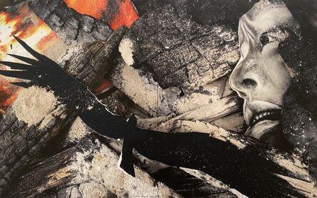 Mary Frank, 'Wingbeats', 2020